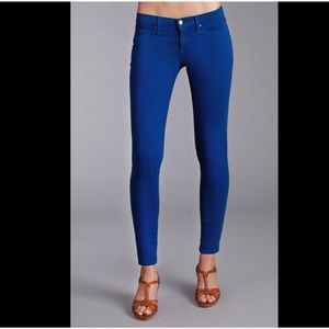 Henry and Belle Super Skinny Ankle Jeans in Indigo